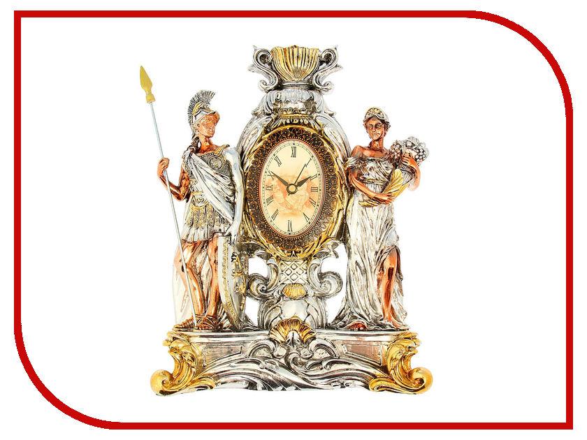 Часы СИМА-ЛЕНД Победитель Gold-Silver 109015