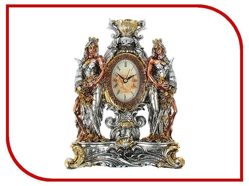 Часы СИМА-ЛЕНД Две Фортуны Gold-Silver 109016 часы сима ленд супер мини 720783 будильник