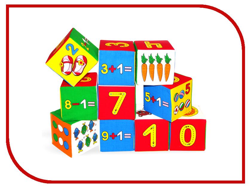 Игрушка Мякиши Умная математика 177 игрушка книжка мякиши кошки мышки