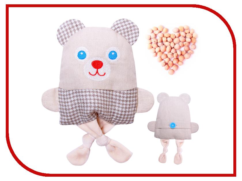 Игрушка Мякиши Мишка кроха 182 игрушка книжка мякиши кошки мышки