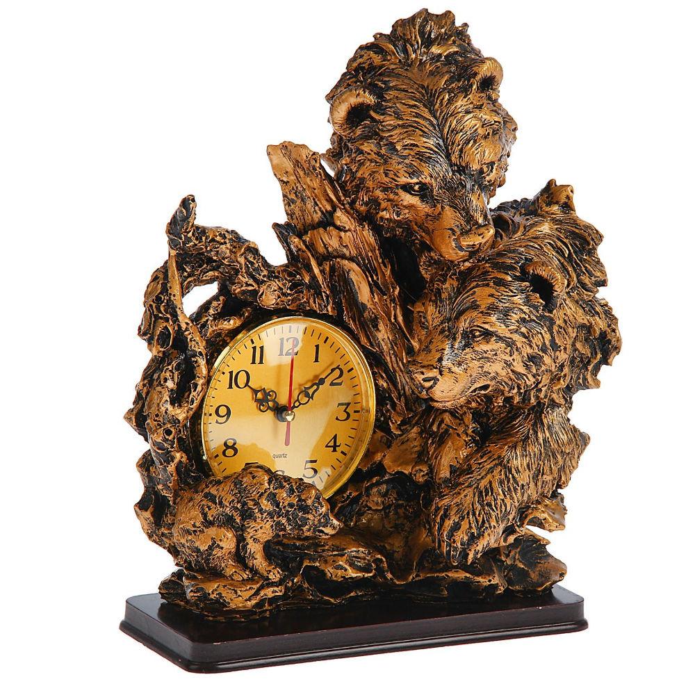 цена на Часы СИМА-ЛЕНД Медведи 1384813