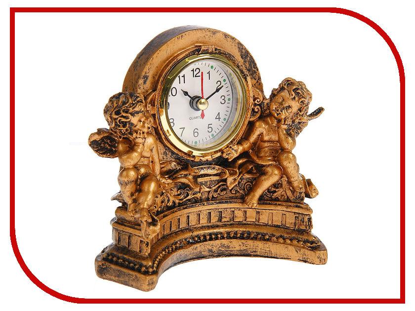 Часы СИМА-ЛЕНД Ангелы в арке 1384819