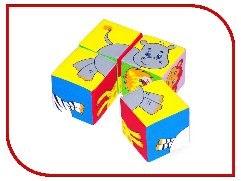 Игрушка Мякиши Животные 2 236 игрушка книжка мякиши кошки мышки