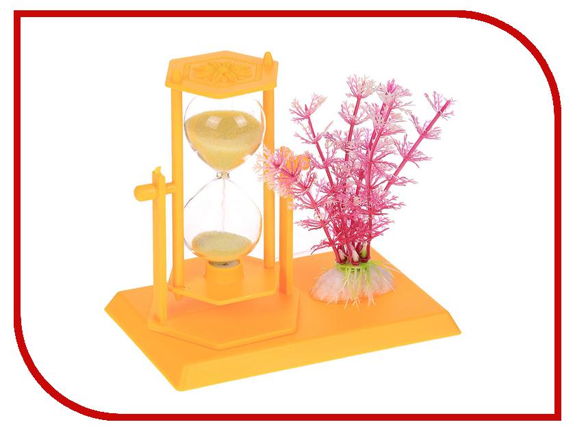 Песочные часы СИМА-ЛЕНД Цветы Yellow 2355525