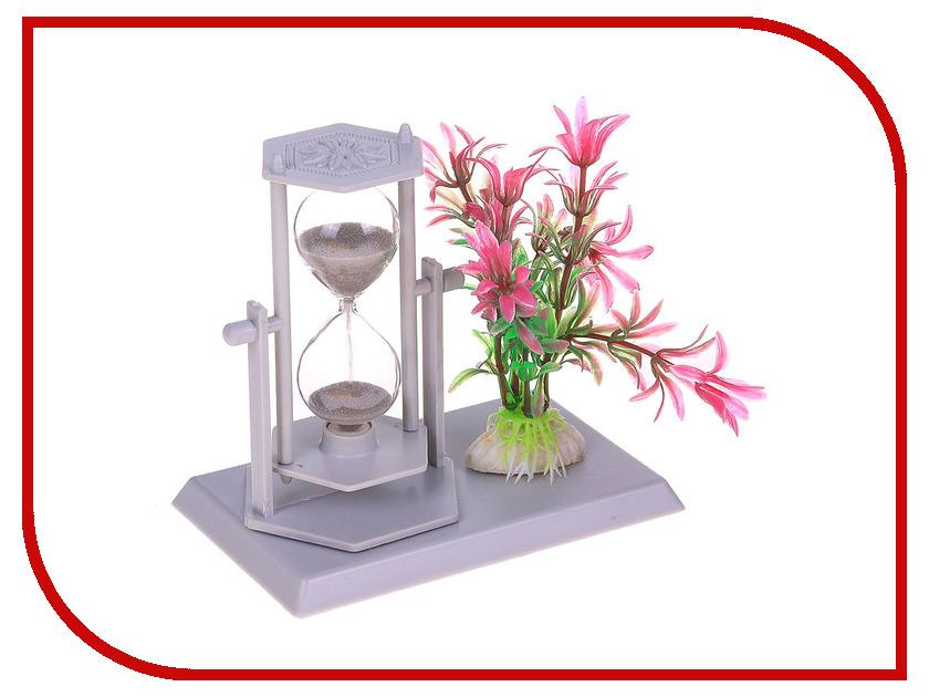 Песочные часы СИМА-ЛЕНД Цветы Grey 2355527