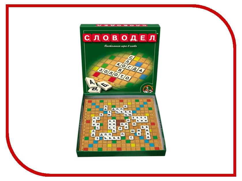 Настольная игра Десятое Королевство Словодел 00309 настольные игры десятое королевство развивающая игра я читаю я считаю