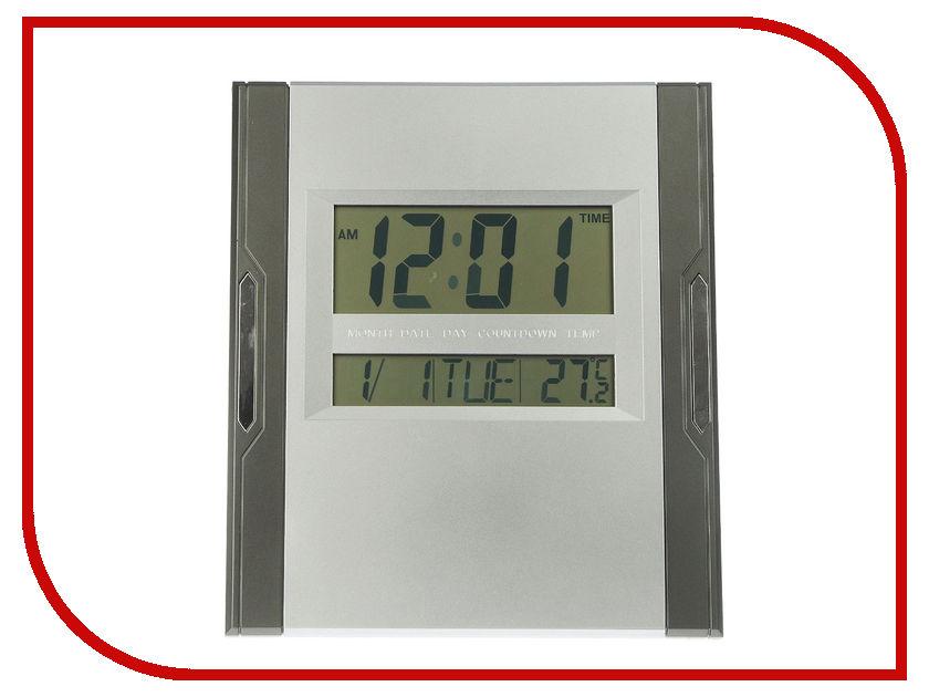 Часы СИМА-ЛЕНД Grey 2590508 подушка сима ленд великолепный хамелеон 35x35cm grey crimson 2498143