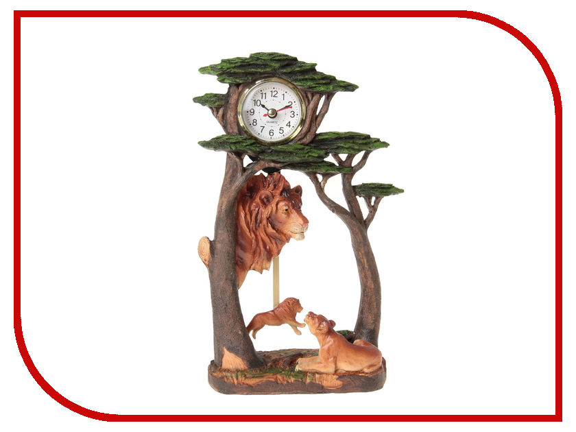 Часы СИМА-ЛЕНД Львы 872904