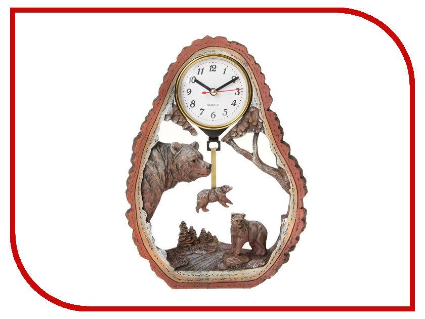 Часы СИМА-ЛЕНД Медвежья семья 872905