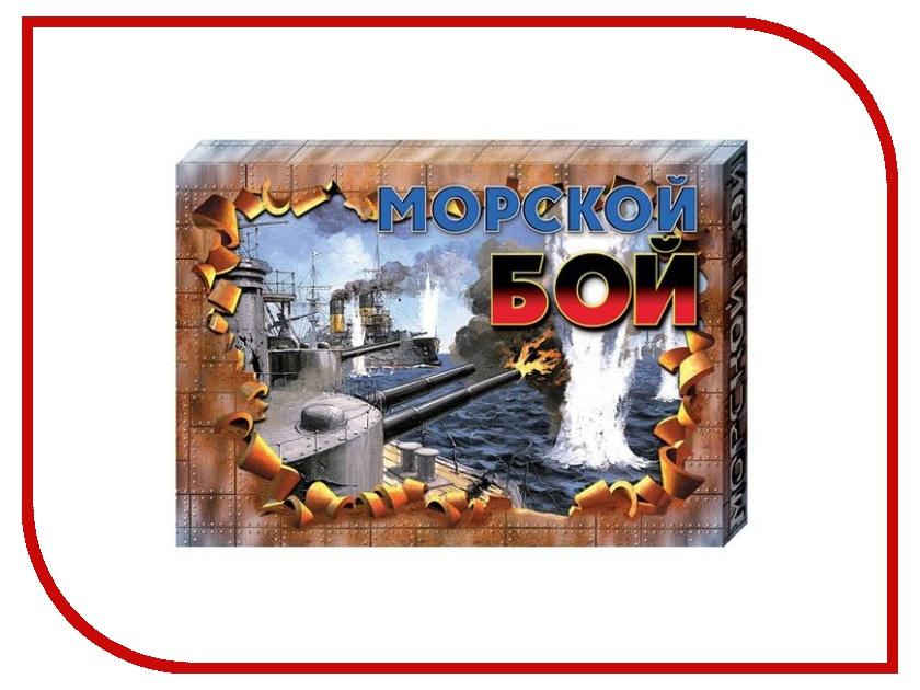 Настольная игра Десятое Королевство Морской бой-2 00993 настольные игры десятое королевство игра космический бой 1