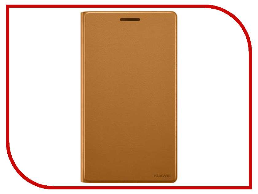Аксессуар Чехол для Huawei Tablet Sleeve T3 7.0 Brown 51992113 fashion sleeve bag for chuwi hi12 tablet laptop pouch case lapbook 14 1 handbag protective skin cover stylus as gift