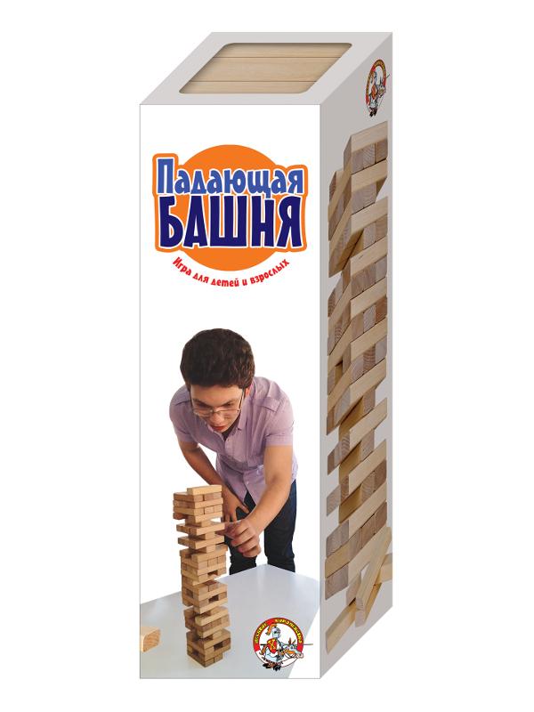 Настольная игра Десятое Королевство Падающая башня 01506 цена 2017