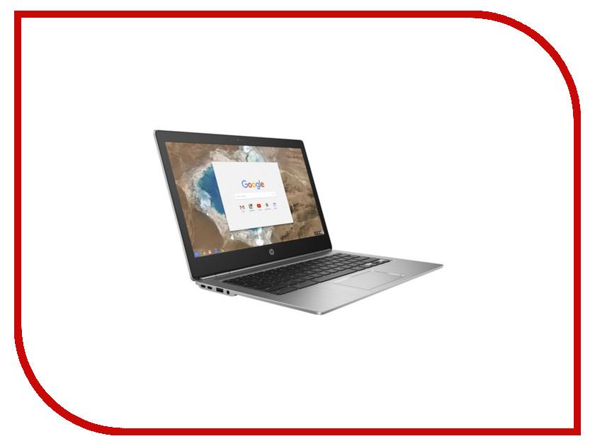 Ноутбук HP ChromeBook 13 G1 X0N96EA (Intel Core M5 1.1 GHz/8192Mb/32Gb/Intel GMA 515/Wi-Fi/Bluetooth/Cam/13.3/3200x1800/Chrome OS) hewlett packard hp лазерный мфу печать копирование сканирование