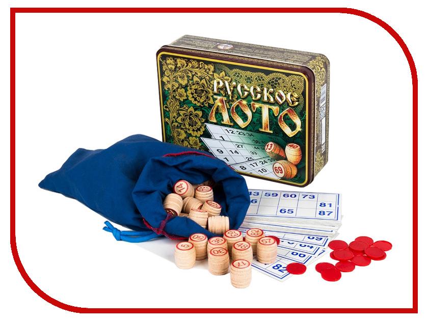 Настольная игра Десятое Королевство Лото Русские узоры 01776 игра печатная десятое королевство лото кем быть 00139