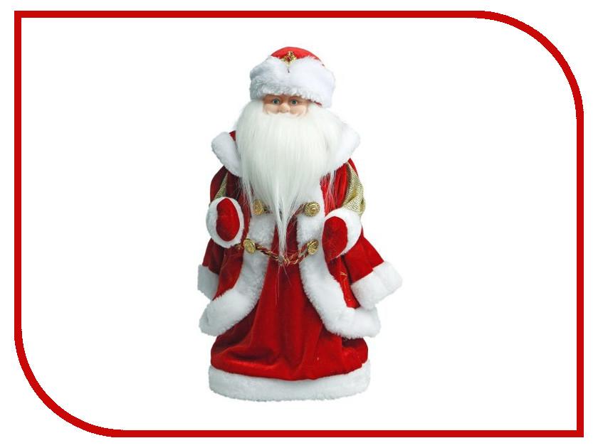 Игрушка Новогодняя Сказка Дед Мороз 40см В лесу родилась елочка Red 972608 игрушка новогодняя сказка дед мороз 25см blue 949200