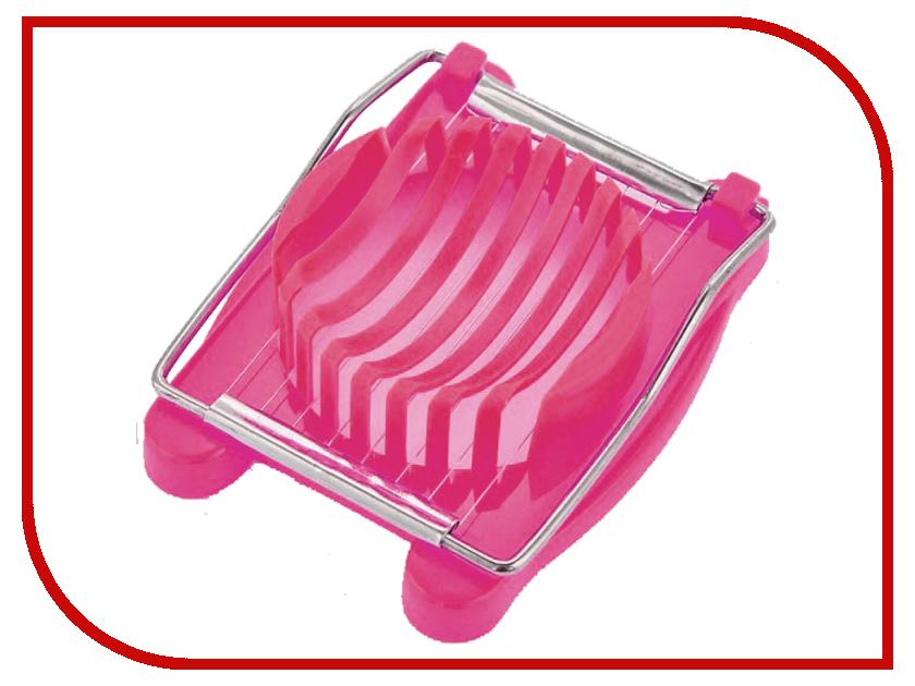 Яйцерезка Webber BE-0371 Dark Pink/Gray webber форма для выпечки webber be 4270n