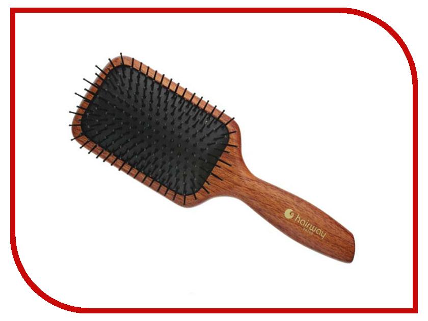 Расческа HairWay Light Wood 08260