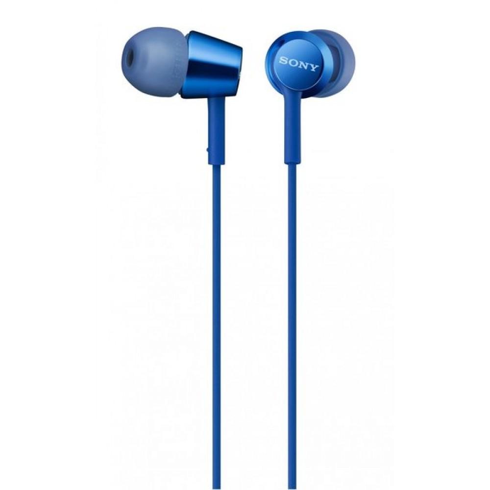 Zakazat.ru: Наушники Sony MDR-EX155AP L Blue