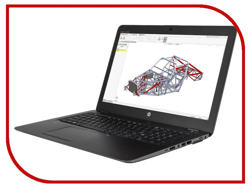 Ноутбук HP Zbook 15U G4 Y6K01EA (Intel Core i7-7500U 2.7 GHz/16384Mb/256Gb SSD/AMD FirePro W4190M 2048Mb/Wi-Fi/Bluetooth/Cam/15.6/1920x1080/Windows 10 Pro 64-bit) ноутбук hp zbook 14u 14 1920x1080 intel core i7 7500u 256 gb 8gb amd firepro w4190m 2048 мб черный windows 10 professional 1rq68ea
