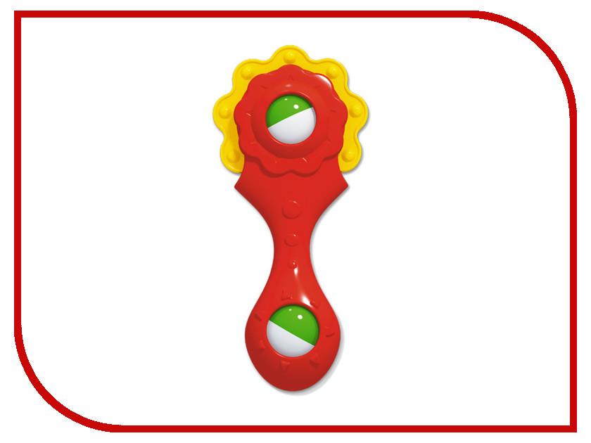 Погремушка Stellar Погремушка Цветок 01515 stellar погремушка неваляшка мишка с розой цвет красный желтый