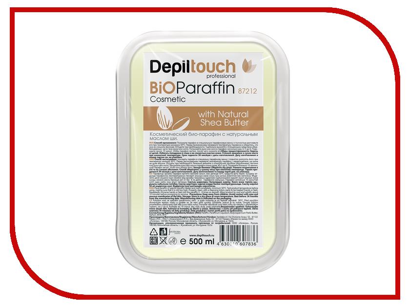 Био-парафин Depiltouch Professional с маслом ши 500g 87212