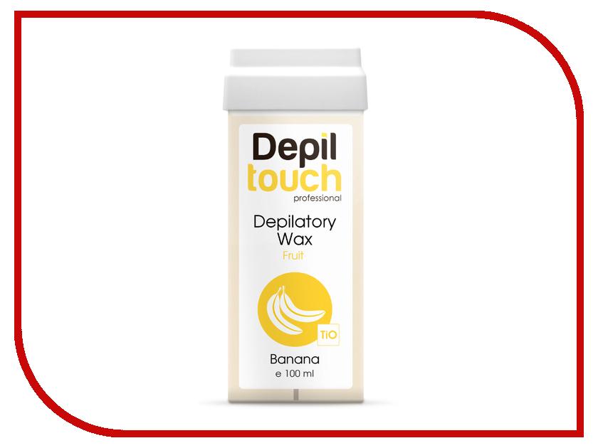 Домашний шугаринг Depiltouch Professional Воск в картридже Банан 100ml 87013 шугаринг вельвет купить