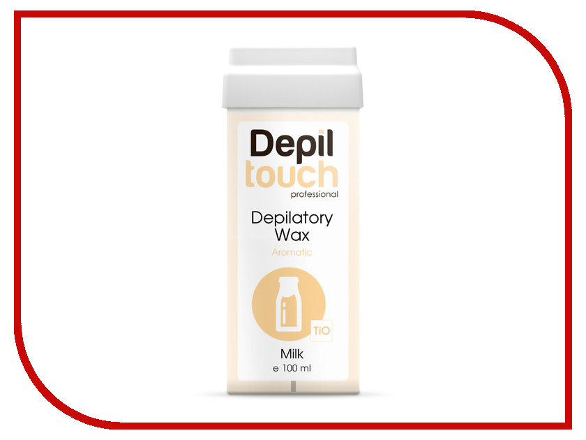 Домашний шугаринг Depiltouch Professional Воск в картридже Молоко 100ml 87015 шугаринг вельвет купить