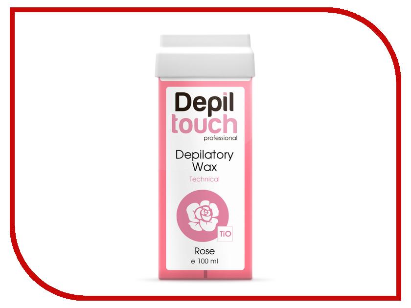 Домашний шугаринг Depiltouch Professional Воск в картридже Роза 100ml 87002