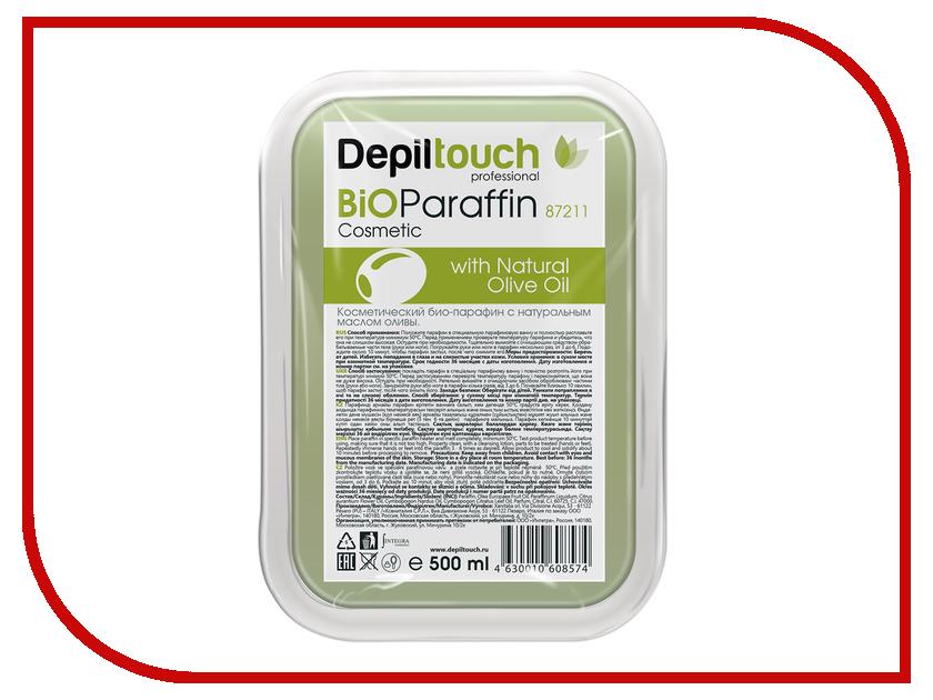 Био-парафин Depiltouch Professional с маслом оливы 500g 87211