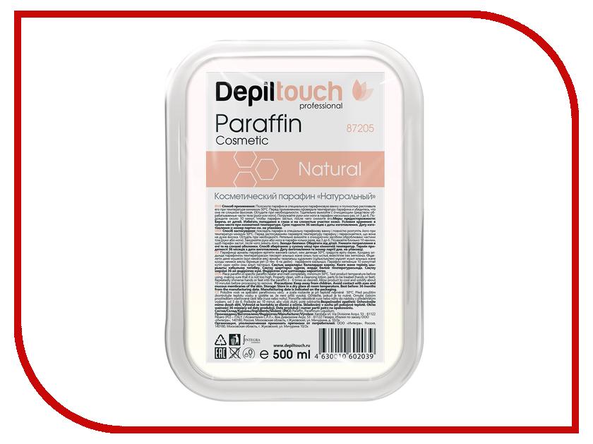 Парафин Depiltouch Professional Natural в ванночке 500ml 87205