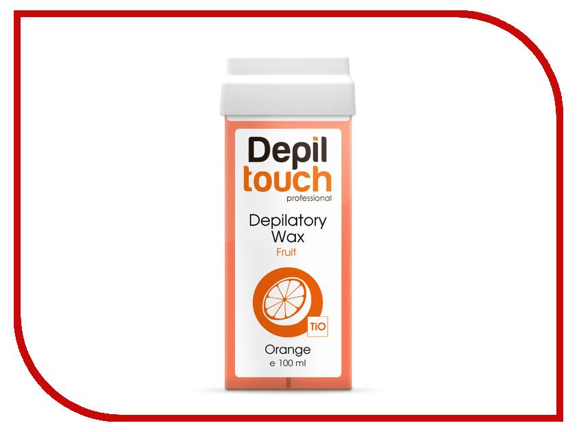 Домашний шугаринг Depiltouch Professional Воск в картридже Апельсин 100ml 87017 шугаринг вельвет купить