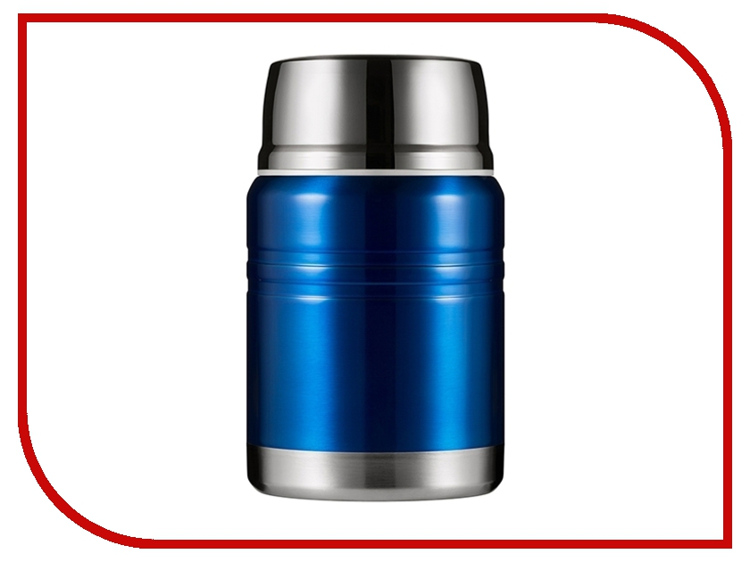 Термос Woodsurf Lunch Spot 500ml Blue Metallic LSVJ500-01