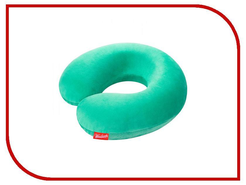 Ортопедическая подушка Woodsurf La Siesta Memory Foam Mint LS-05 гамаки la siesta гамак двухместный carolina