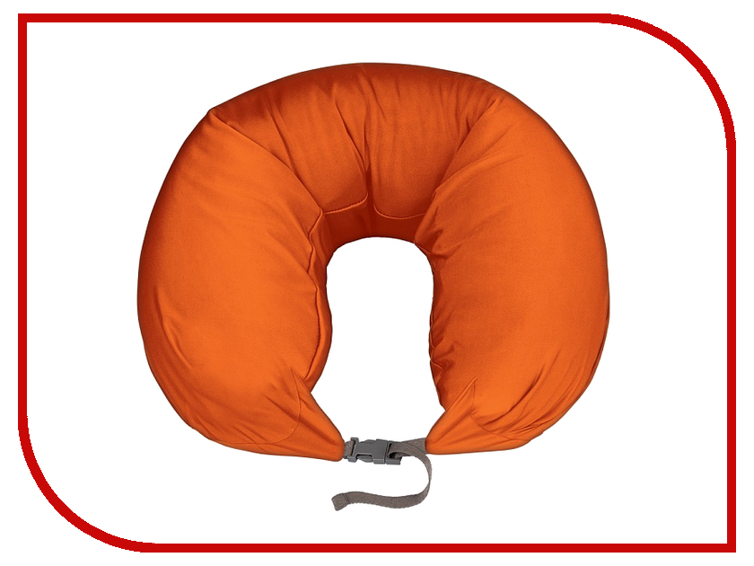 Ортопедическая подушка Woodsurf La Siesta Travel USB Orange LSTP-03 гамаки la siesta гамак двухместный carolina