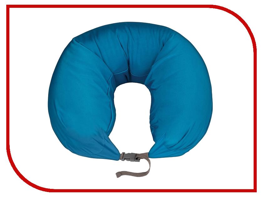 Ортопедическая подушка Woodsurf La Siesta Travel USB Turquoise LSTP-04 гамаки la siesta гамак двухместный carolina