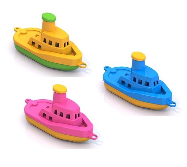 Лодка Нордпласт Кораблик 008