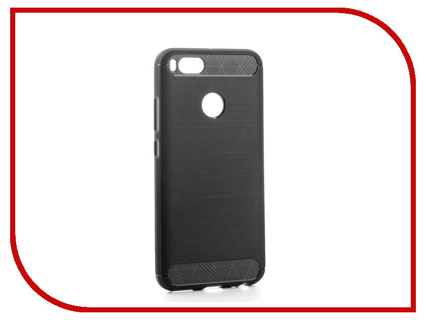 Аксессуар Чехол Xiaomi Mi A1 / Mi5X Zibelino Soft Matte Black ZSM-XIA-MIA1-BLK аксессуар чехол lenovo z90 vibe shot z90a40 zibelino soft matte zsm len vib shot
