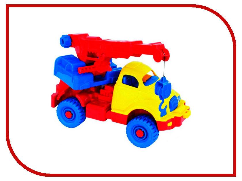 Машина Нордпласт Автокран Космический 033 машина кабриолет шейх нордпласт