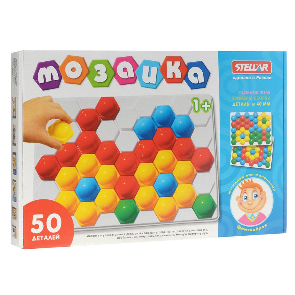 Настольная игра Stellar Мозаика 01017 цены онлайн