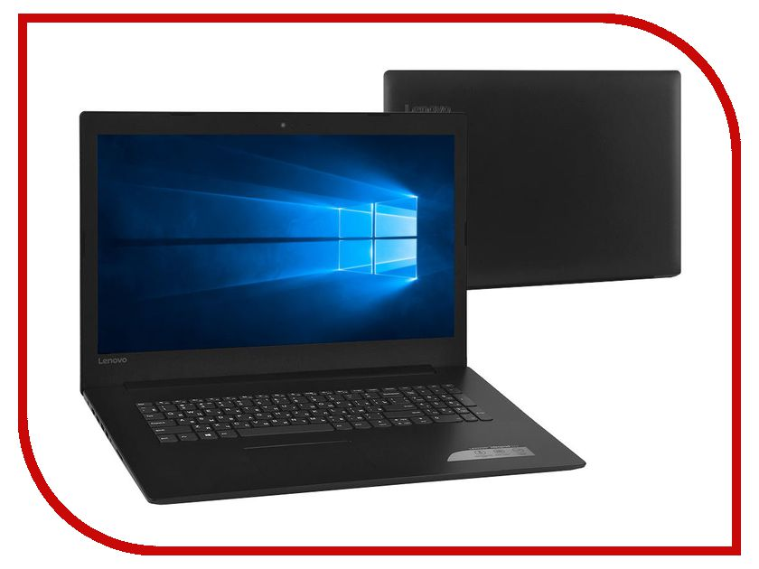 Ноутбук Lenovo IdeaPad 320-17AST 80XW0031RK (AMD A9-9420 3.0 GHz/8192Mb/500Gb/AMD Radeon R520M 2048Mb/Wi-Fi/Bluetooth/Cam/17.3/1600x900/Windows 10 64-bit) ноутбук lenovo ideapad 320 15ast 15 6 1920x1080 amd a9 9420 80xv00sark