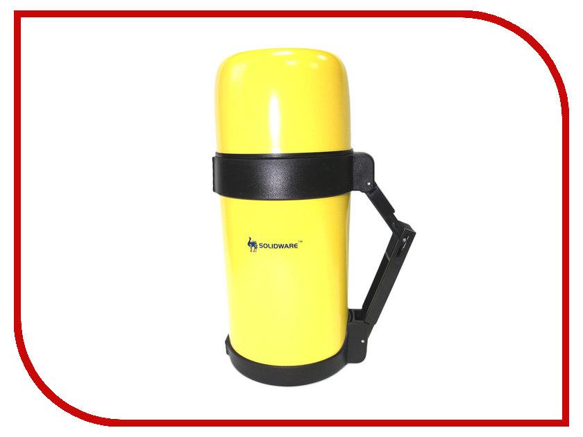 Термос LuoTuo SVF-1000H2RA 1L Yellow luotuo svf 1000e 1l
