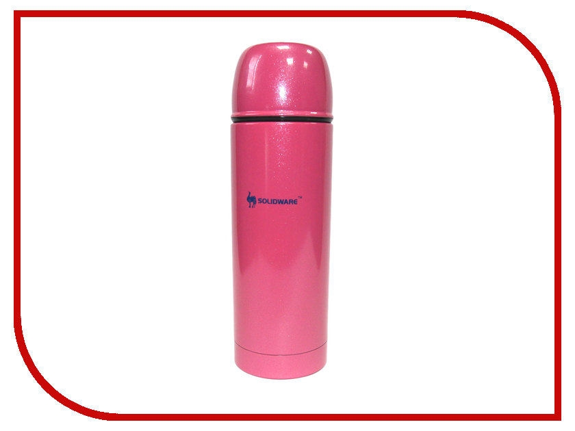 Термос LuoTuo SVF-500RLT 500ml Pink