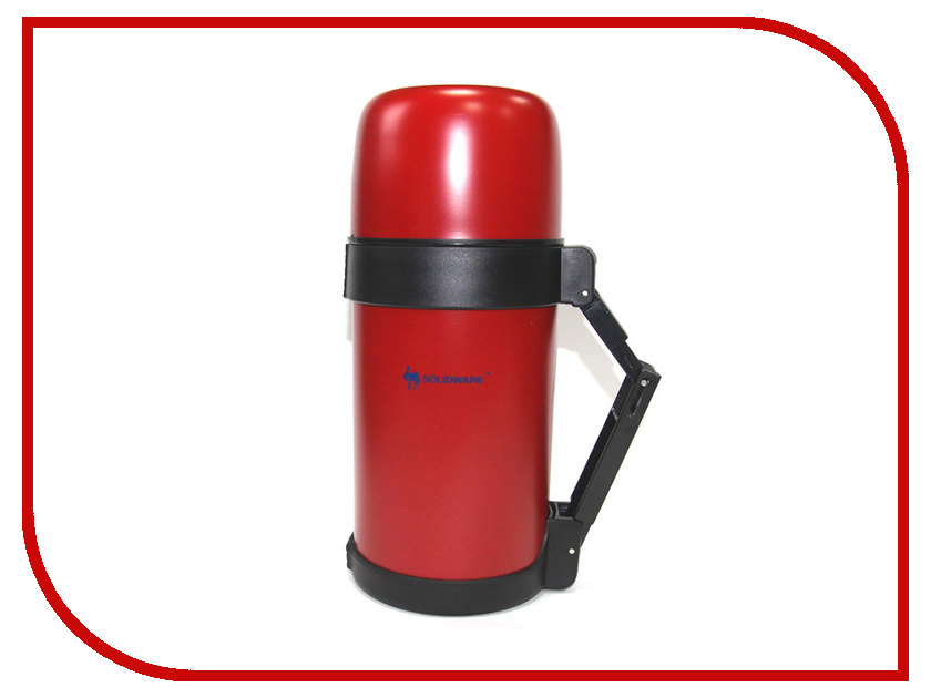 Термос LuoTuo SVF-750H2RA 750ml Red luotuo svf 1000e 1l