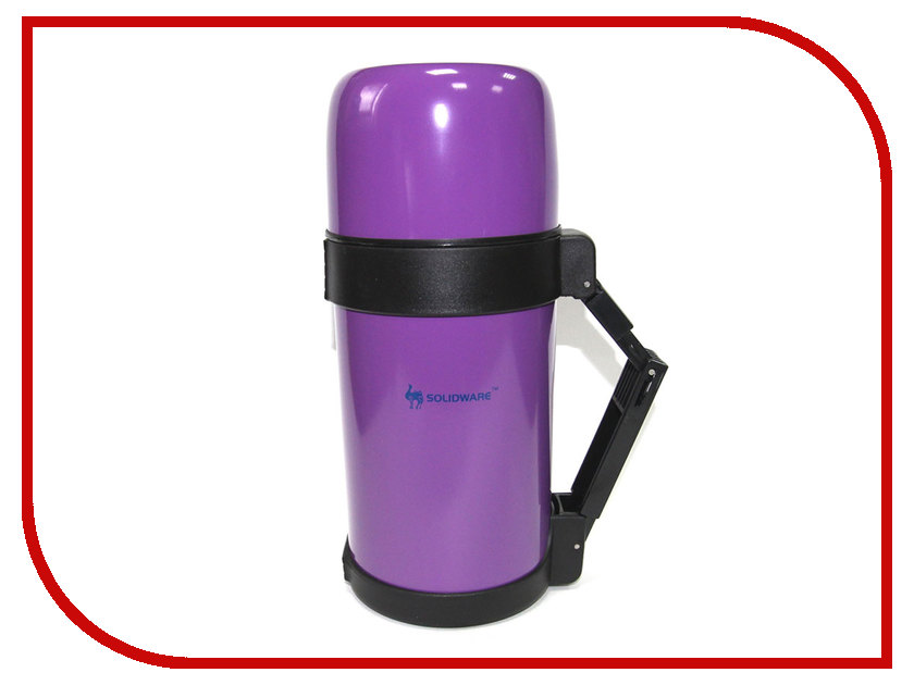 Термос LuoTuo SVF-750H2RA 750ml Purple термос lara lr04 00 750ml