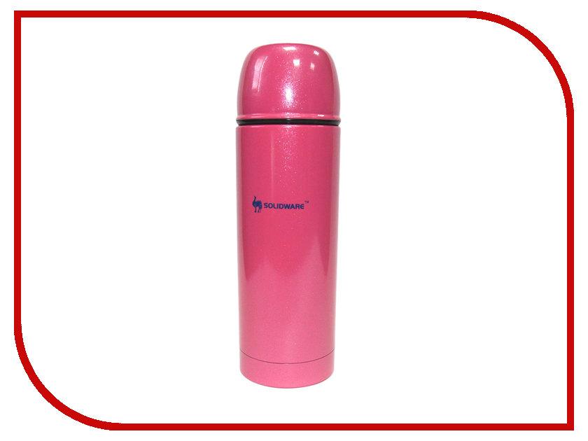 Термос LuoTuo SVF-750RLT 750ml Pink