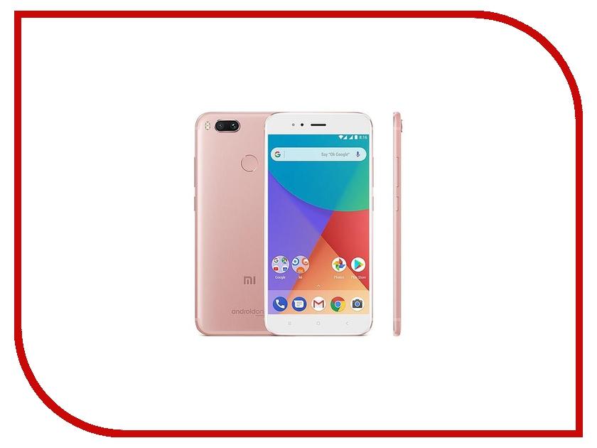 Сотовый телефон Xiaomi Mi A1 64Gb Rose Gold