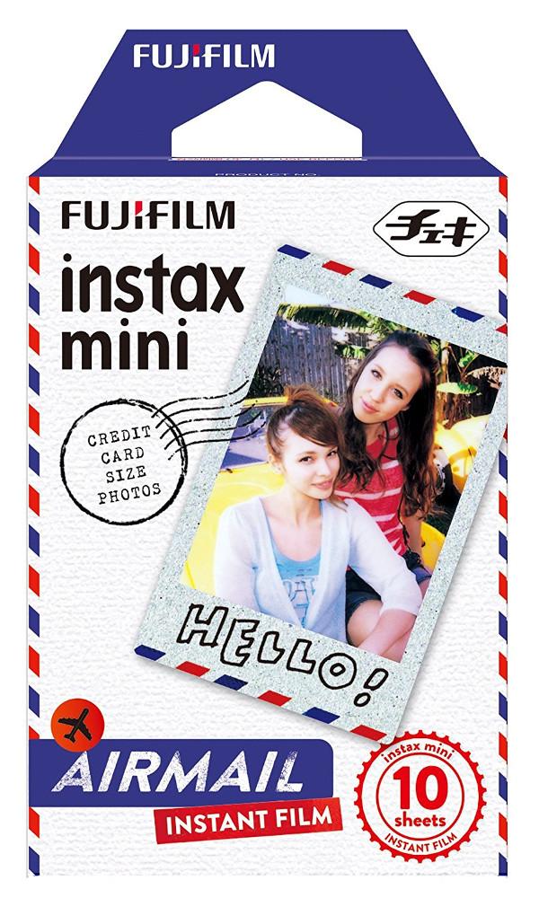 Fujifilm Colorfilm Airmail 10/1PK для Instax Mini 16432657