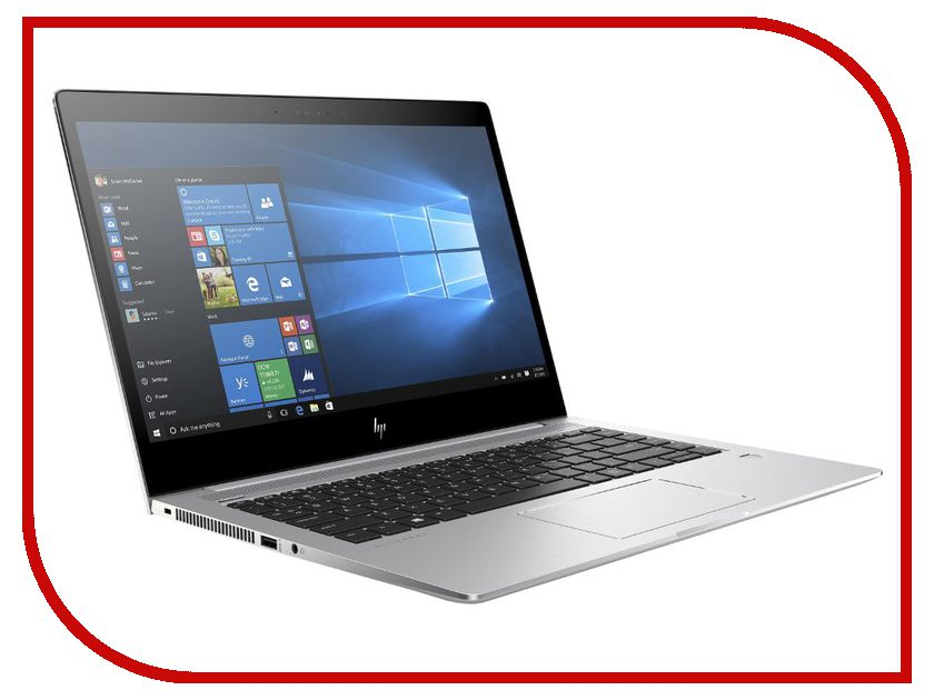 Ноутбук HP EliteBook 1040 G4 1EP76EA (Intel Core i5-7200U 2.5 GHz/8192Mb/512Gb SSD/Intel HD Graphics/Wi-Fi/Bluetooth/Cam/14.0/1920x1080/Windows 10 Pro 64-bit)