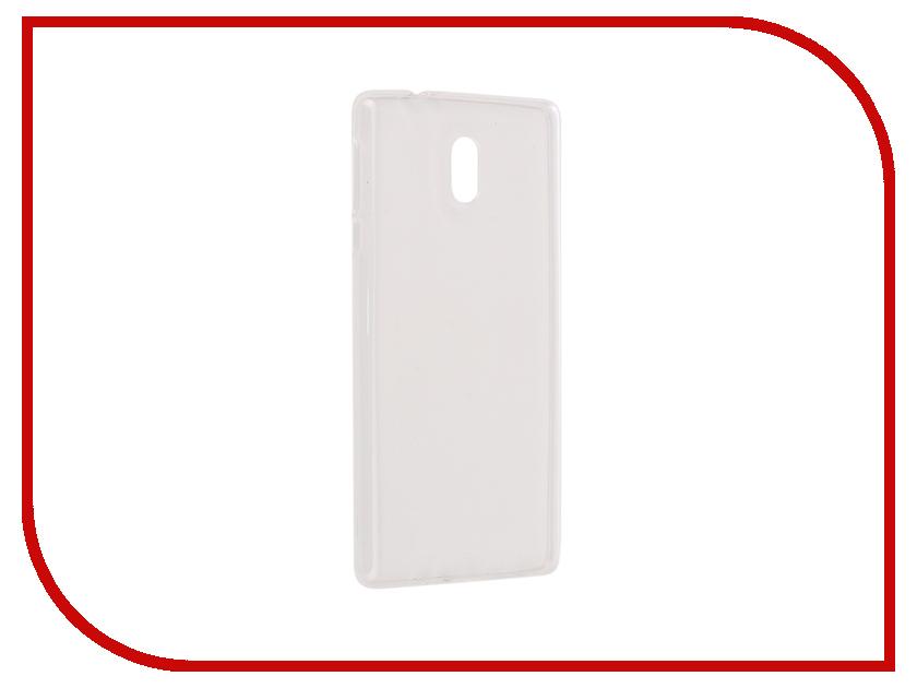 Аксессуар Чехол Nokia 3 Onext Silicone Transparent 70535