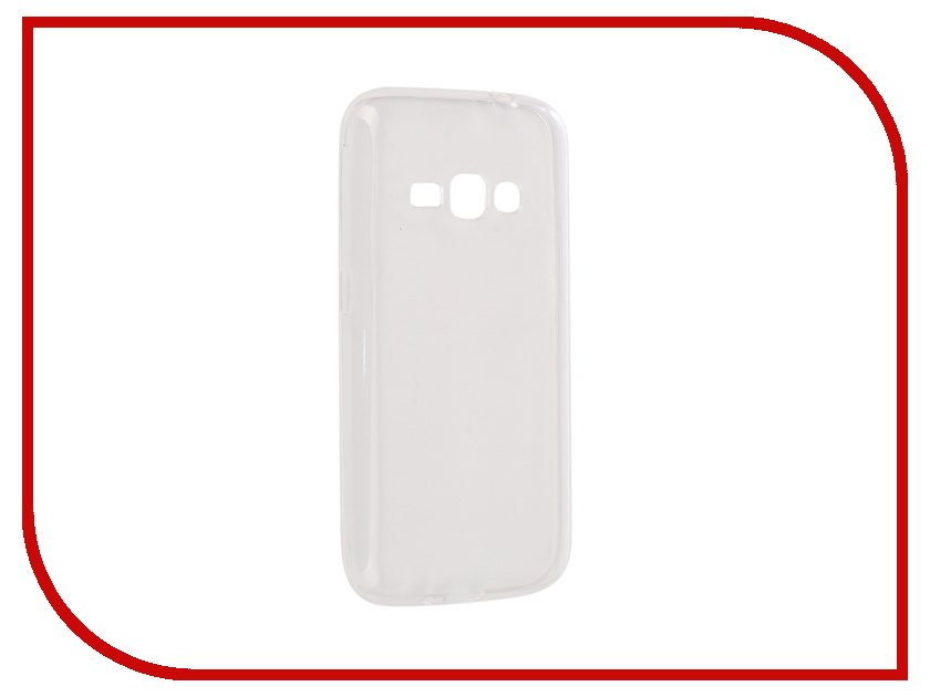 Аксессуар Чехол для Samsung Galaxy J1 2016 Onext Silicone Transparent 70521 аксессуар чехол для samsung galaxy j3 2016 onext silicone transparent 70508